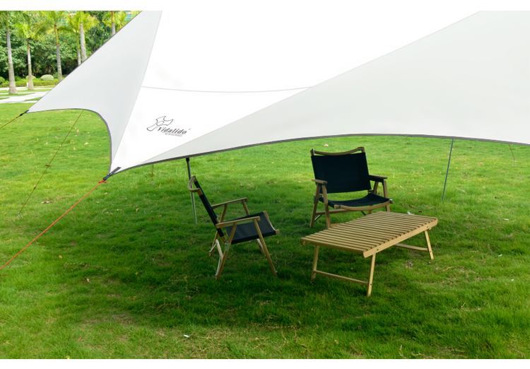 Anti-ultraviolet Sunscreen Heat Insulation Tent Product Detail