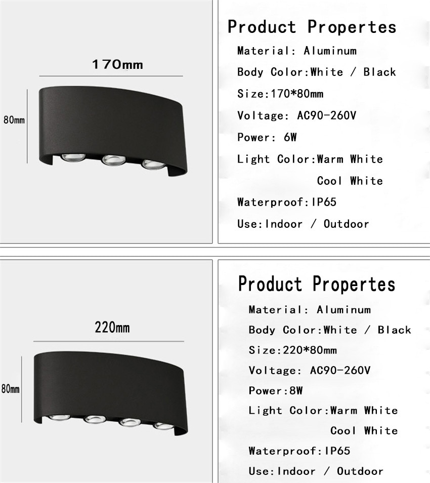 NR-161 OUTDOOR WALL LAMPS (3)